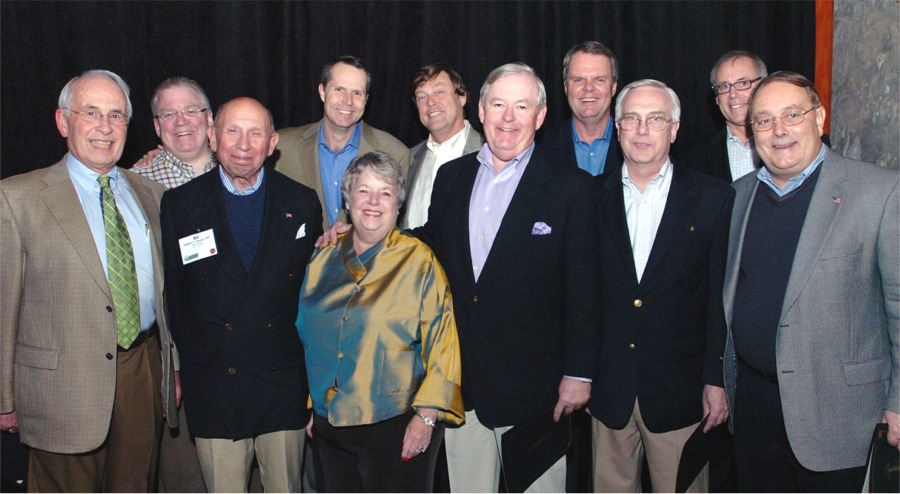TMA Past Chairs Present
